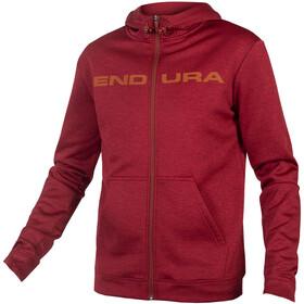 Endura Hummvee Bluza Mężczyźni, czerwony